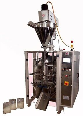 Servo Driven auger filler based bagger machine