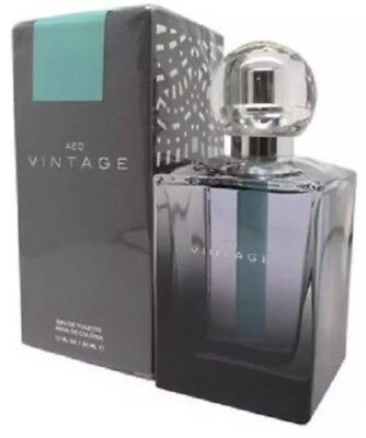 VINTAGE by American Eagle Outfitters 1.7 oz Perfume NEW IN BOX SEALED MSRP 39.95