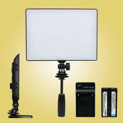 Yongnuo YN-300 Air Pro LED Video Light+NP-F750 battery +NP-FM50 charger kit