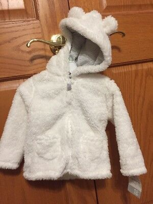 5595b9c571dd CARTER S UNISEX BABY Hooded Sherpa Jacket (18 Months