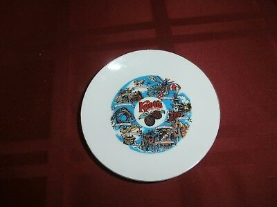 Knott's Berry Farm Minature collector plate