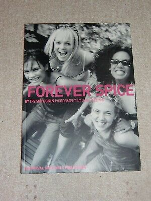 The Spice Girls. Forever Spice (Super Book, Brilliant Photographs).