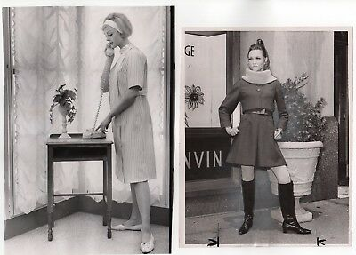 1960's Fashion  Original Press Photos, 5 Different,  See All Images