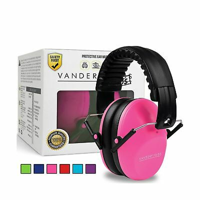 Ear Defenders for Kids Toddlers Children Babies - Hearing Protection Earm... NEW