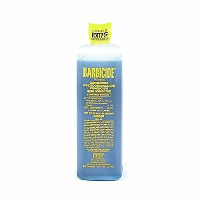 Barbicide Salon Barber Professional Disinfectant Solution 473 ml NEW