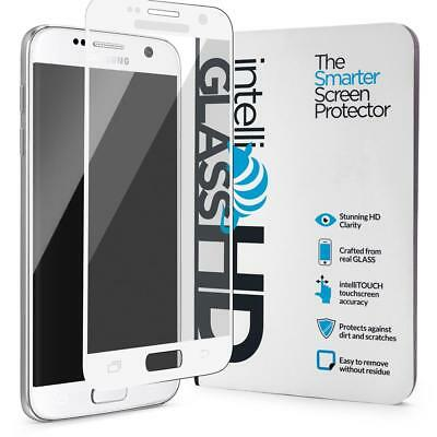 intelliGLASS HD - Samsung Galaxy S7 White Screen Protector