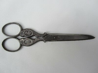 BROADWAY Store ADVERTISING Scissors LINCOLN WASHINGTON Krusius Brothers Germany
