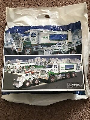 2008 Hess Toy Truck And Loader