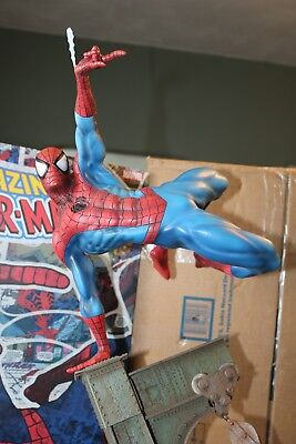 Sideshow Exclusive Amazing Spider-Man Premium Format Figure SOLD OUT #1662/2500
