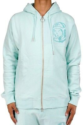Billionaire Boys Club BB Orbit Zip Hoodie in Beach Glass NWT MSRP$170
