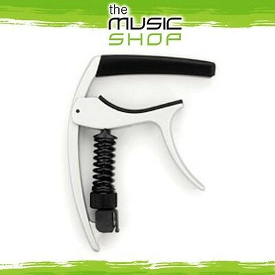 New Planet Waves NS Tri-Action Guitar Capo - Silver - CP-09S