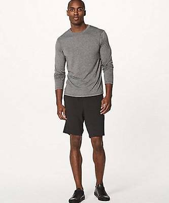 Lululemon Connector Short Casual Black NWT Mens Workout Running M L XL