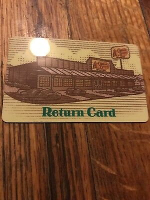 Cracker Barrel Old Country Store $51.10 GIFT CARD for food or merchandise