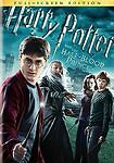 Harry Potter and the Half-Blood Prince ( DVD - FULL SCREEN) -NEW
