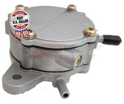 Full Size Vaccuum Fuel Pump Assembly For Honda Helix Cn250 Cn 250 Elite Ch250