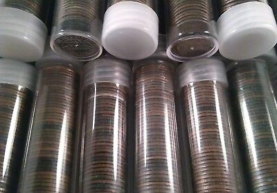 One Roll (50) Junk Cull Indian Head Cent Penny Lot