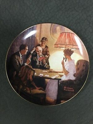 """NORMAN ROCKWELL LIGHT CAMPAIGN SERIES """"This is the room that light made"""""""