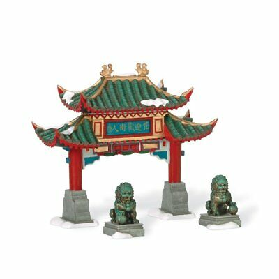 Dept 56 Welcome to Chinatown P/N: 807253
