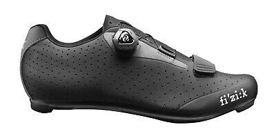 2018 Fizik R5 UOMO BOA Road Bike Cycling Shoes Black Dark Grey