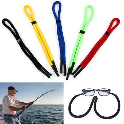 Glasses lanyard neck cord sunglasses chain strap sports swimming spectacle cordH