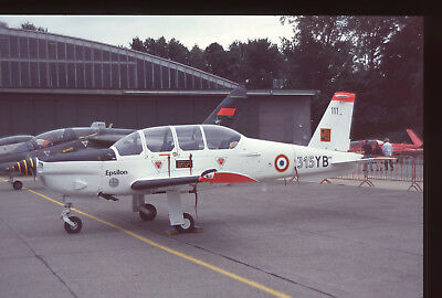 Top aircraft slide TB.30 111/315-YB French Air Force Beauvechain