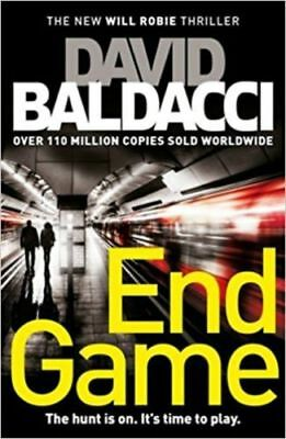 End Game - David Baldacci, epub & pdf book, instant delivery