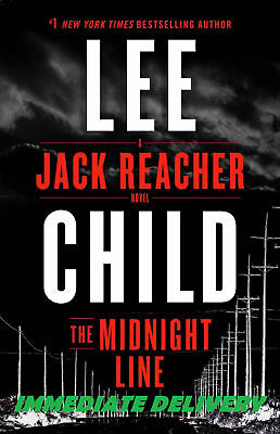The Midnight Line - Lee Child, epub & pdf book, instantly delivery