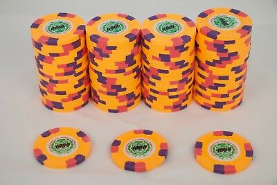 20 Paulson 2005 CDI $1000 denomination poker chips - excellent condition