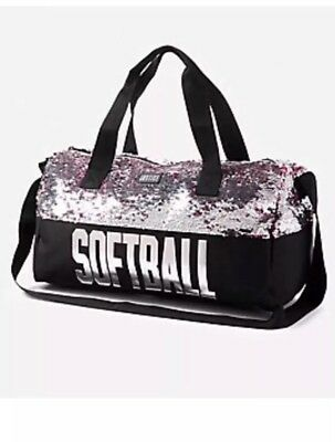 New Justice Softball Duffle Bag Brand new   💕💕💕💕reversible sequins!🎁🎁🎁