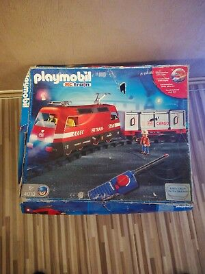 Playmobil RC train 4010 Eisenbahn set