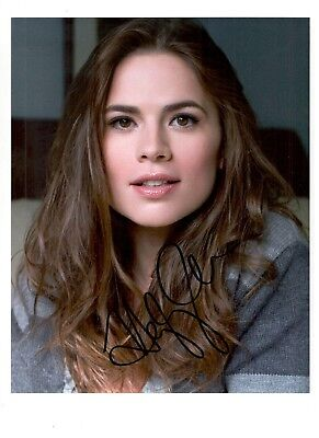 Hayley Atwell Authentic Signed Autograph Montreal Comiccon 2015 Agent Carter Coa