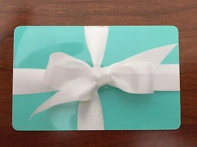 $50 Tiffany & Co. Gift Card