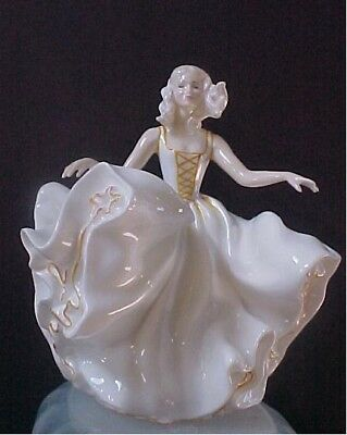 "Royal Doulton Figurine Sweet Seventeen HN 2734 7-1/2"" tall  MInt Condition"