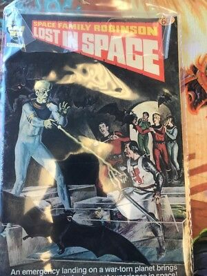 Space Family Robinson Comic Issue 58
