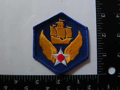 WW 2 ARMY AIR CORP PATCH- ---- 6th  AIR FORCE --REPRODUCTION