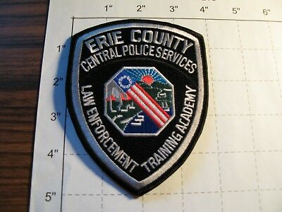 Erie County Central Police Services Law Enforce Training Academy New York Patch