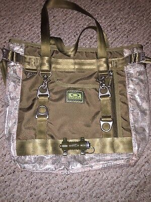 Oakley High/Low Voltage Camp Bag Womens New