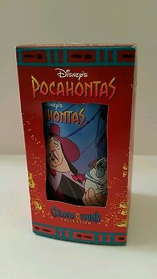 NEW Vintage Disney Burger King Pocahontas colors Cup 1994 Ratcliffe & Percy NIB