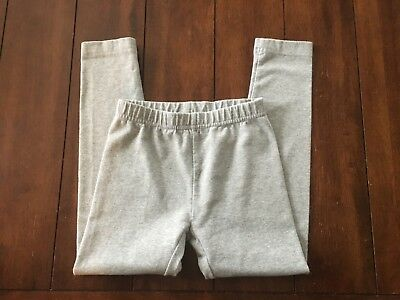 Hanna Andersson Gray Livable Leggings Size 110 (US 5)