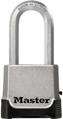 Master Lock Magnum 2 in. Set-Your-Own Combination Padlock with 2 in. Shackle