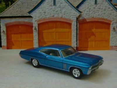 1968 68 Chevrolet Impala 427 V-8 SS Super Sport 1/64 Scale Limited Edition A