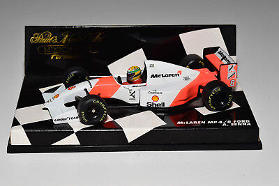 Minichamps McLaren-Ford MP4/8 #8 Ayrton Senna 1993 1:43 - VERY RARE!
