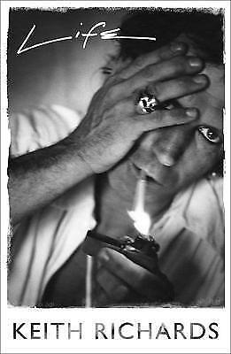Life / Keith Richards Autobiography 9780753826614 Rolling Stones