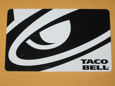 Taco Bell $50 gift card - have less then 100 positive fb message before bidding