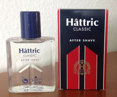 Hattric After Shave Classic 100ml *NEU* Original Verpackung
