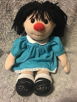 "1995 18"" Molly Doll from Big Comfy Couch"