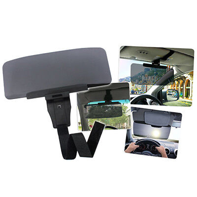 Car Shade Sun Visor Shield Protectable Extend Driving Window Sunscreen No Glare