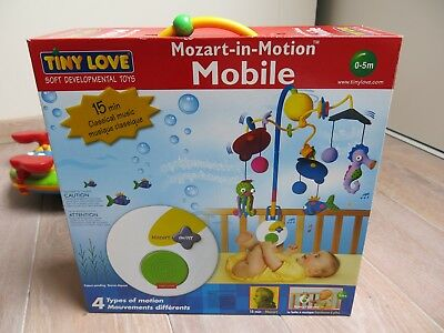 """Mobile Tiny Love """"Mozart in motion"""""""