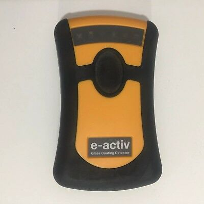 Norcotti e-active Glass Coating Detector