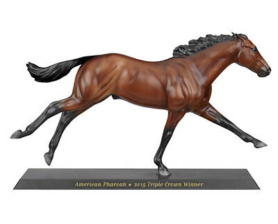 Breyer NIB * American Pharoah * 1757 Ruffian Racehorse Traditional Model Horse